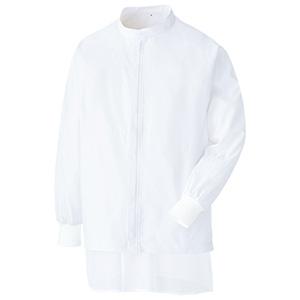 ベルデクセル 男女共用 長袖ジャンパー VEHS3205W 上 ホワイト