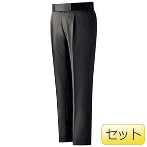 男性用楽腰パンツセット VES509下 チャコール (S〜5L)