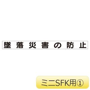 SFKミニMG 313−581 墜落災害の防止