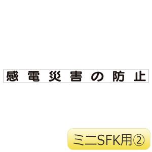 SFKミニMG 313−612 感電災害の防止