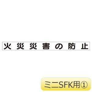 SFKミニMG 313−641 火災災害の防止