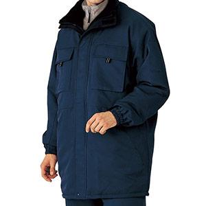 グッドバリュー 防寒服コート M3127 上 ネイビー