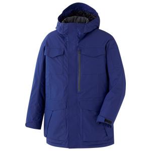 ベルデクセルフレックス Boaフィットシステム 防寒コート VE2033上 ミッドナイトブルー
