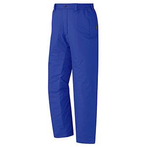 ベルデクセルフレックス GORE−TEX(R) 帯電防止軽量防寒スラックス VE1083 下 ブルー (SS〜5L)