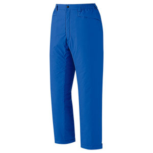 ベルデクセル ハーネス対応防寒パンツ VE2053下 ブルー