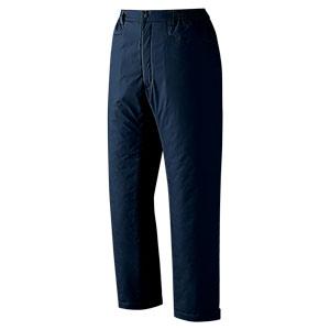 ベルデクセル ハーネス対応防寒パンツ VE2057下 ネイビー