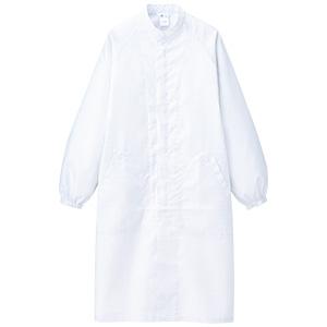 男女共用コート C3560W 上 ホワイト