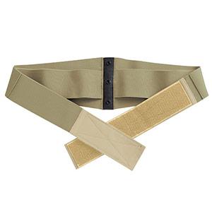 男性用腰部保護ベルト VES502B カーキ (S〜5L)