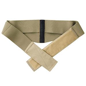 女性用腰部保護ベルト VELS502B カーキ (7〜17号)
