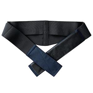 女性用腰部保護ベルト VELS507B ネイビー (7〜17号)