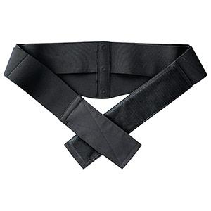 女性用腰部保護ベルト VELS509B チャコール (7〜17号)