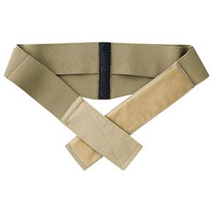 女性用腰部保護ベルト VEL502B カーキ (7〜17号)