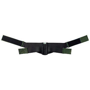 腰部保護ベルト VE626B モスグリーン