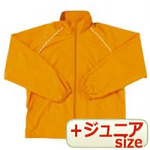 アスレチックブルゾン MJ0052−13 オレンジ