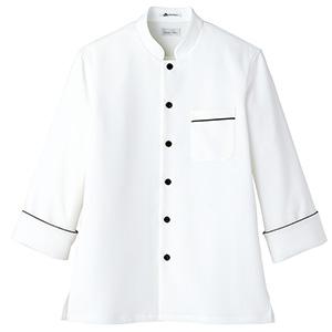 速乾 コック シャツ FB4503U−15 ホワイト