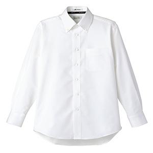 メンズ 長袖シャツ FB5014M−15 ホワイト