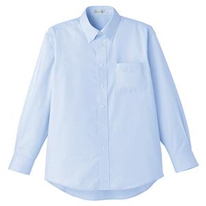 メンズ 長袖シャツ FB5015M−7 ブルー
