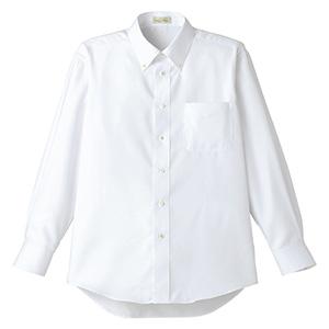 メンズ 長袖シャツ FB5015M−15 ホワイト