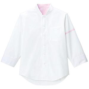 コックシャツ ユニセックス FB4515U−9 ピンク
