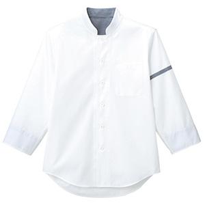 コックシャツ ユニセックス FB4515U−16 ブラック