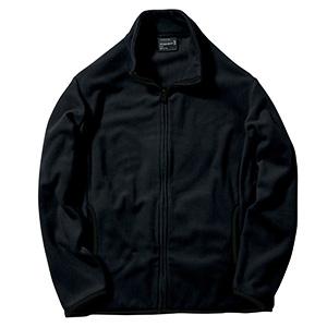 フリースジャケット MJ0065−16 ブラック