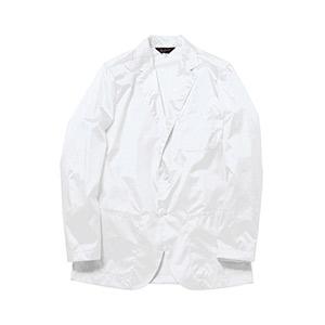 イベントテーラードジャケット MJ0075−15 ホワイト (S〜XL)