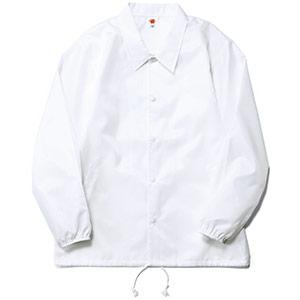 コーチジャケット(裏地なし) MJ0076−15 ホワイト
