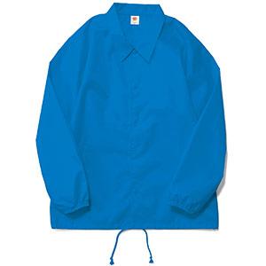 コーチジャケット(裏地なし) MJ0076−907 ヴィクトリーブルー