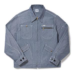 メンズ ジップアップジャケット LWB06001−28 ブルー