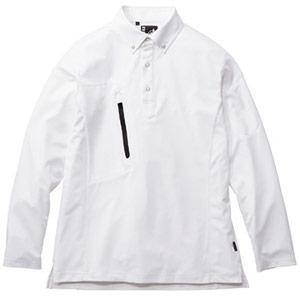 ユニセックストリコットシャツ RS4903−15 ホワイト