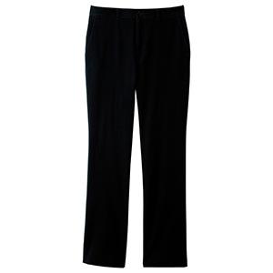 膝タック アクティブ パンツ FP679U−16 ブラック
