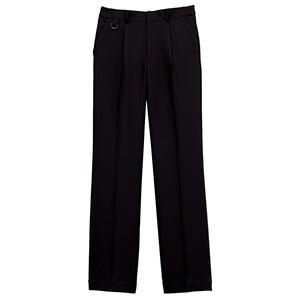 裾上げらくらく パンツ FP6700U−16 ブラック