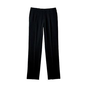 メンズ 裾上げらくらくスラックス ポリエステル100% FP6027M−16 ブラック