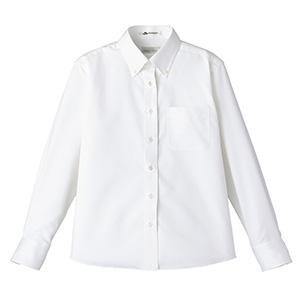 レディス 長袖ブラウス FB4011L−15 ホワイト