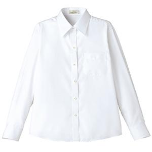 レディス 長袖ブラウス FB4012L−15 ホワイト