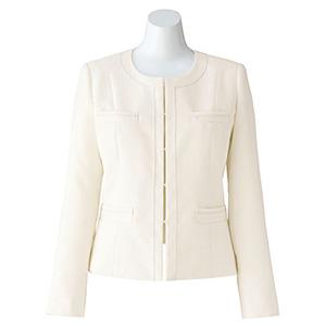 ジャケット BCJ0107−15 ホワイト
