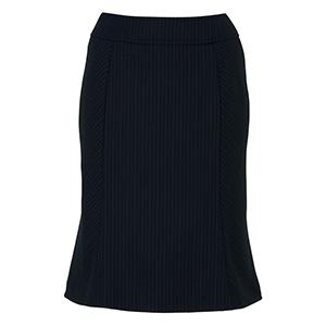 Outlast スカート AS2243−30 ブラック×ブルー (5〜19号)