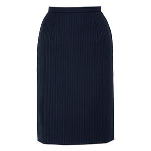 Outlast スカート AS2244−28 ネイビー×パープル (5〜19号)