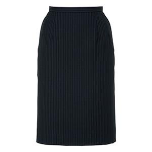 Outlast スカート AS2244−30 ブラック×ブルー (5〜19号)