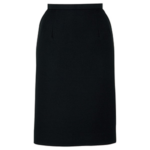 Eternal スカート AS2249−16 ブラック (5〜21号)