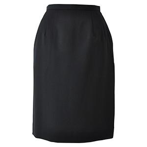 Excella タイトスカート AS2257−16 ブラック (5〜21号)