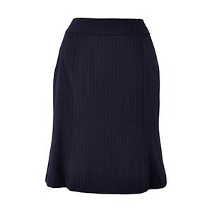 Excella マーメイドスカート AS2259−28 ネイビー (5〜21号)
