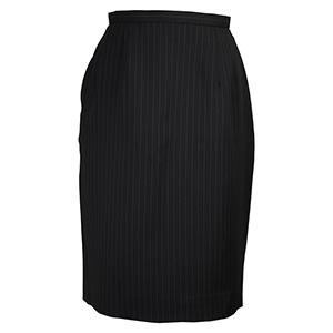 Excella タイトスカート AS2260−30 ブラック (5〜21号)