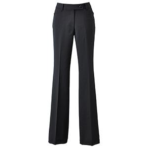 Excella パンツ AP6223−16 ブラック (5〜19号)