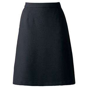 Aラインスカート AS2280−16 ブラック