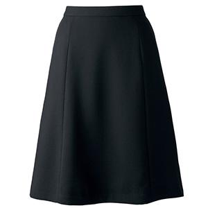 フレアースカート AS2281−16 ブラック