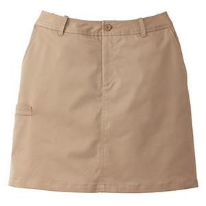 ストレッチチノカラー スカート FS2002L−1 ベージュ