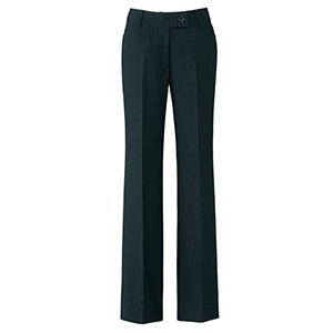 Lien AP6232−30 パンツ ブラック×グレイ (5〜21)
