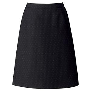 Delight AS2288−30 スカート ブラック×ピンク (5〜21号)