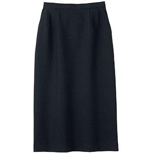 レディスロングスカート FS2010L−16 ブラック